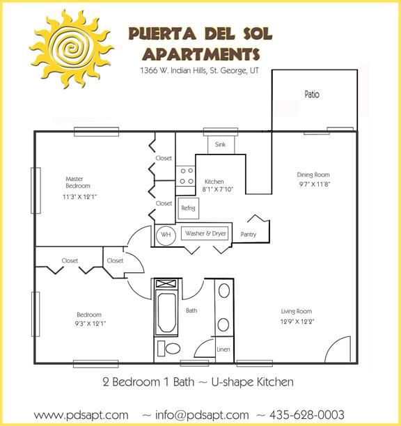 Del Sol Apartments: Puerta Del Sol Apartments
